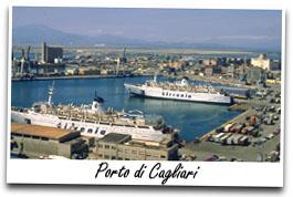 I porti della Sardegna - La Costa Sud Occidentale