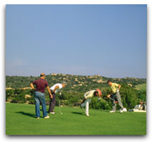 Is Molas golf-course